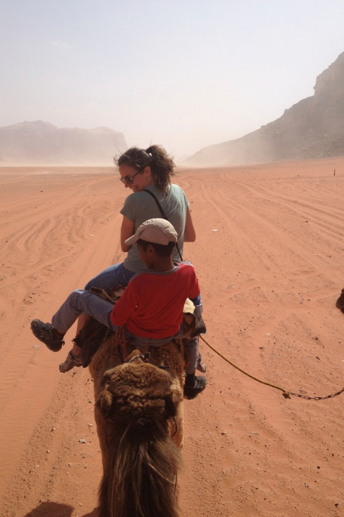 Wasting Time in Wadi Rum